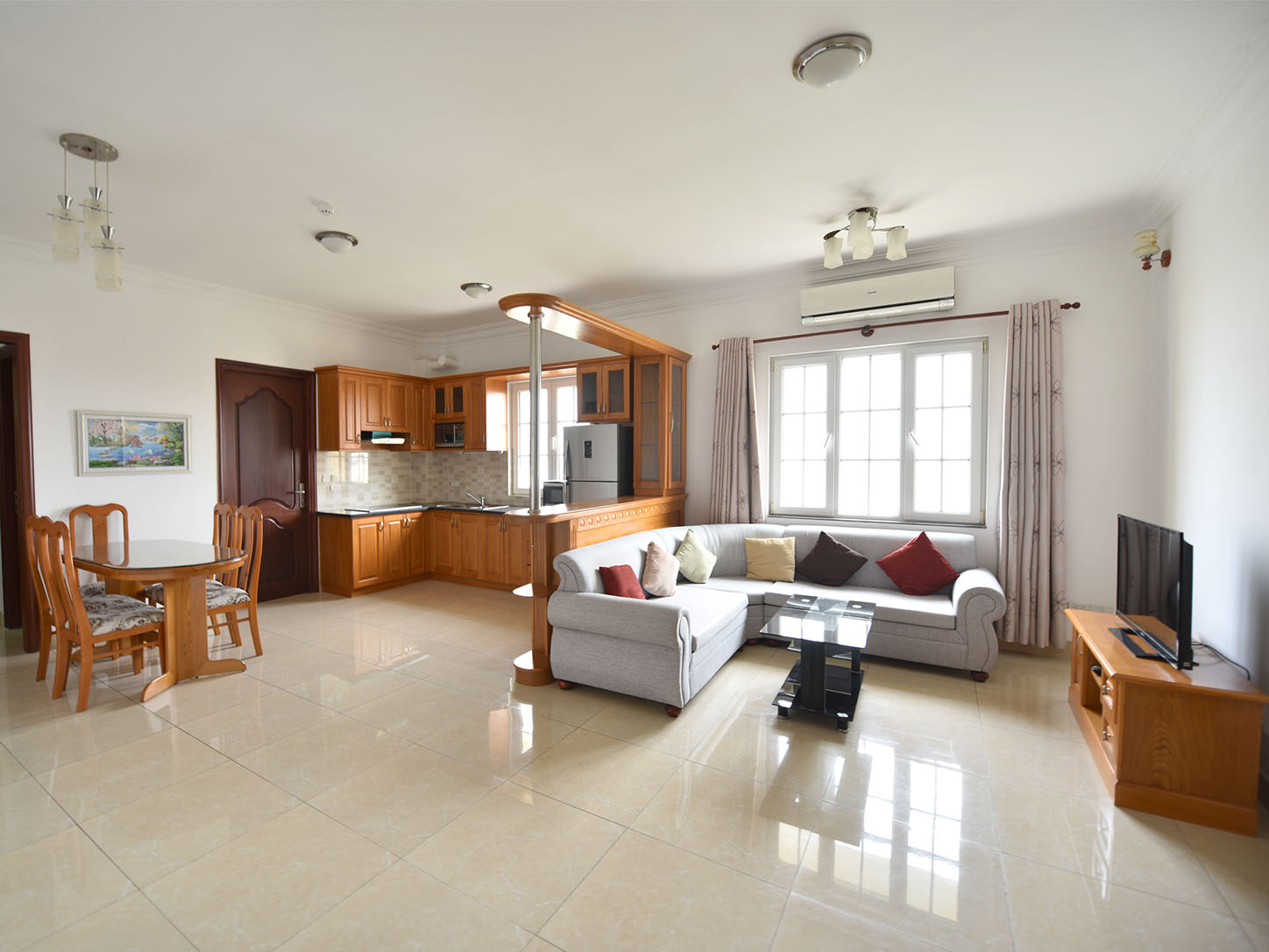 7 Euro Residence Service apartment district 2 ho chi minh